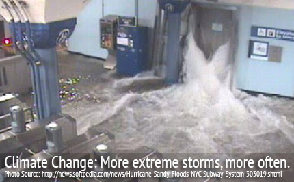 New York Subway Flooding-wth text